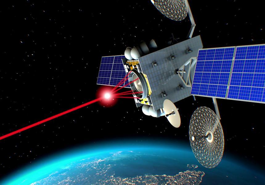 Франция разместит в космосе лазерное оружие — Ferra.ru