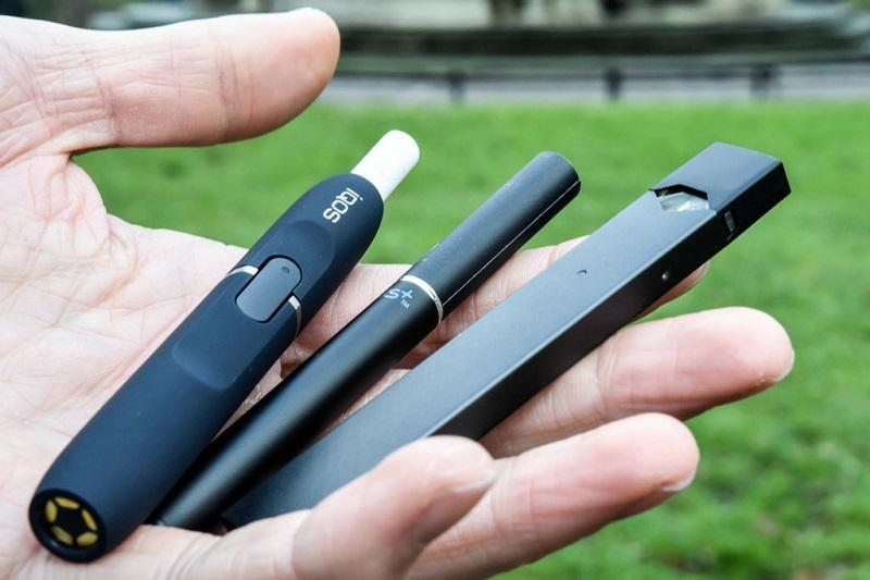 Трамп запретит электронные сигареты на территории США — Ferra.ru