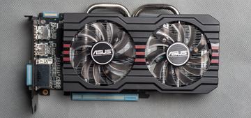 Очевидный выбор  Обзор видеокарты ASUS Radeon R9 270 DirectCU II