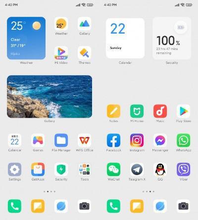 Перечислены смартфоны Xiaomi, которые получат новейшую оболочку MIUI 13