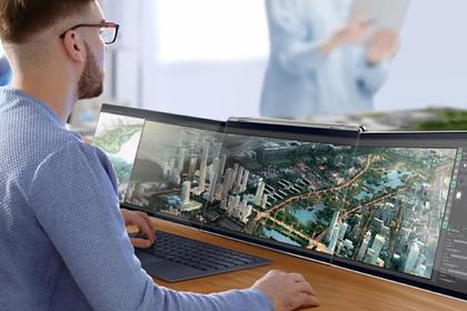 Разработан первый в мире ноутбук с расширяемым экраном