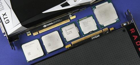 Железный эксперимент: какой процессор нужен для NVIDIA