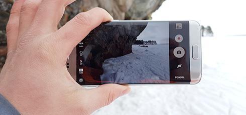 Слепое сравнение камер iPhone 6s и Samsung Galaxy S7 — Ferra ru