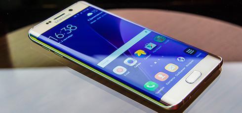 Счастливые заметок не пишут  Обзор смартфона Samsung Galaxy