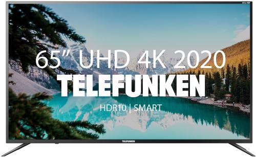 Огромный 65-дюймовый 4K-телевизор отдают дешевле 30 тысяч рублей