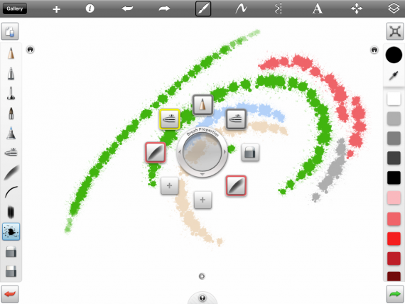 Обзор Autodesk SketchBook Pro  Цифровая живопись, где бы ты ни был