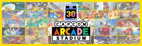 В Steam стартовала бесплатная раздача игры-платформы Capcom Arcade Stadium