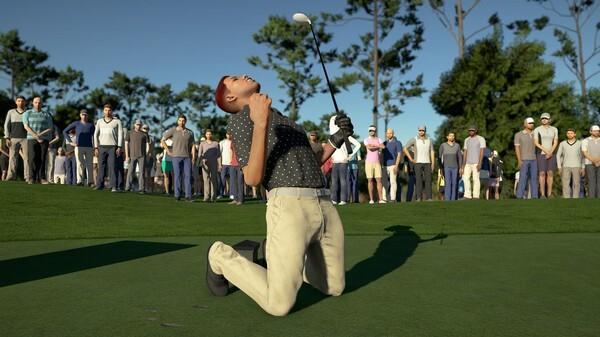 Запущена бесплатная раздача игры-симулятора гольфа