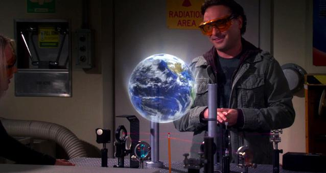 Компьютер научился создавать 3D-голограммы в режиме реального времени