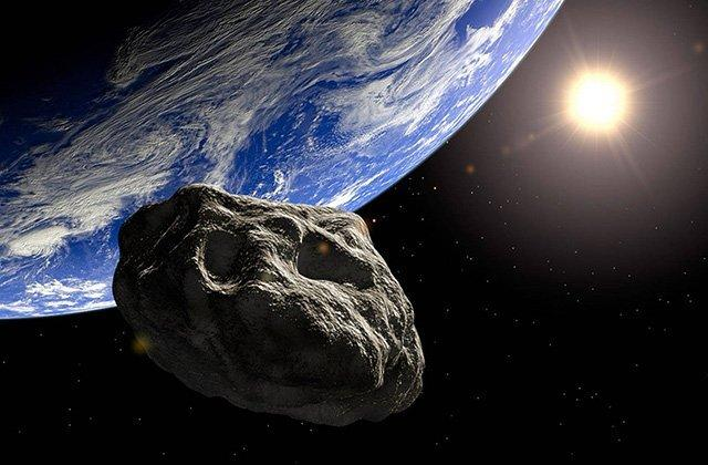 Потенциально опасный астероид приблизится к Земле 1 июня