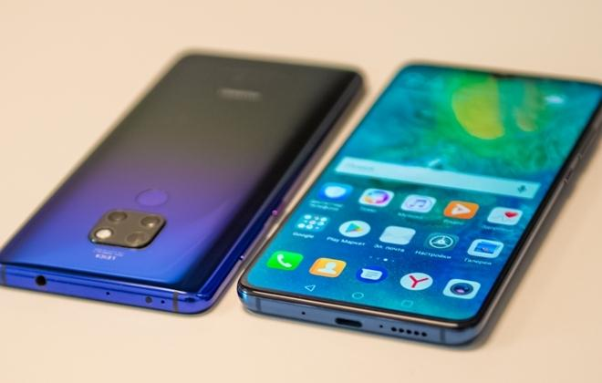Не китайские смартфоны 2018