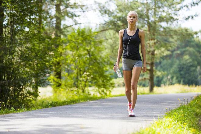Учёные назвали количество шагов, полезное для здоровья