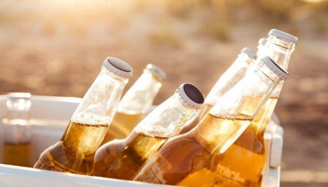 Раскрыта опасность алкоголя в жару