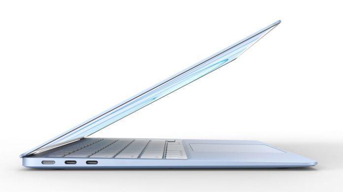 Apple выпустит радикально обновлённый MacBook Air