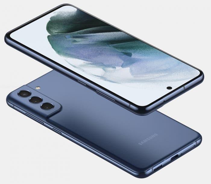 Раскрыта внешность удешевлённого флагмана Samsung Galaxy S21