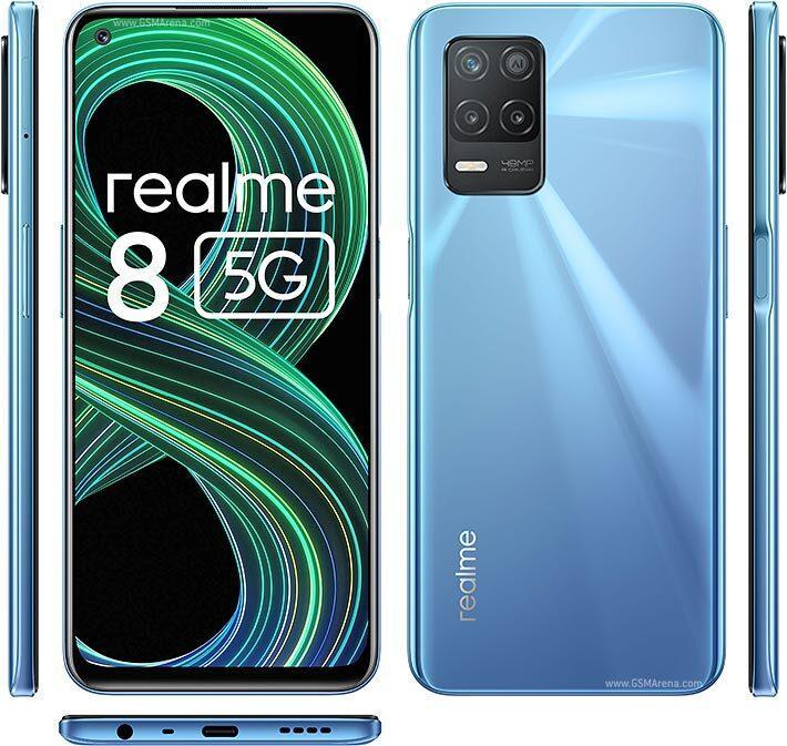 Realme привезла в Россию свой самый доступный смартфон с поддержкой 5G