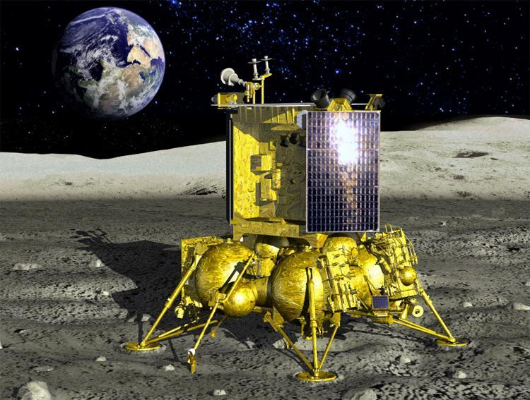Россия может не успеть совершить в 2021 году первый в своей новейшей истории полёт на Луну