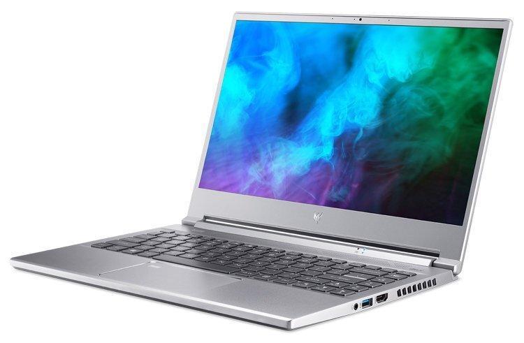 В России начались продажи мощного ноутбука Acer Predator Triton 300 SE