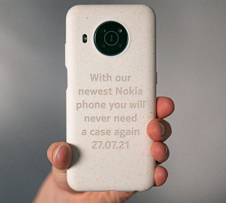 Nokia раскрыла внешность и дату анонса «неубиваемого» смартфона
