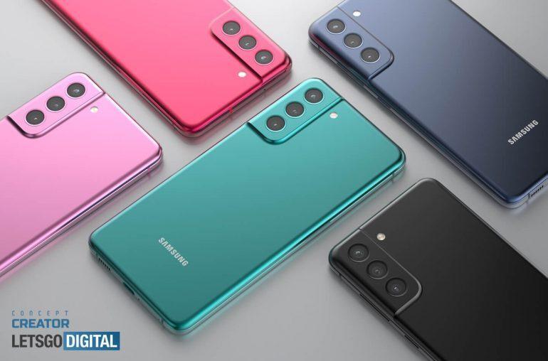 Удешевлённый флагманский смартфон Galaxy S21 FE будет выносливее старших моделей