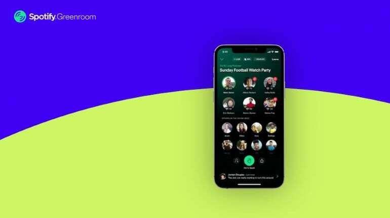 Spotify выпустил свой аналог приложения с голосовыми комнатами Clubhouse