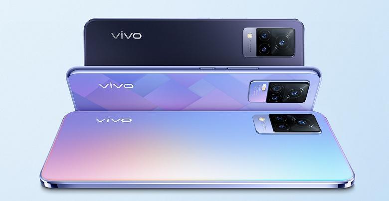 Vivo привез в Россию недорогие смартфоны с быстрыми экранами