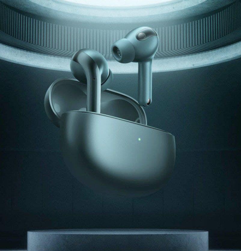 Xiaomi показала свои новые беспроводные наушники с адаптивным шумоподавлением