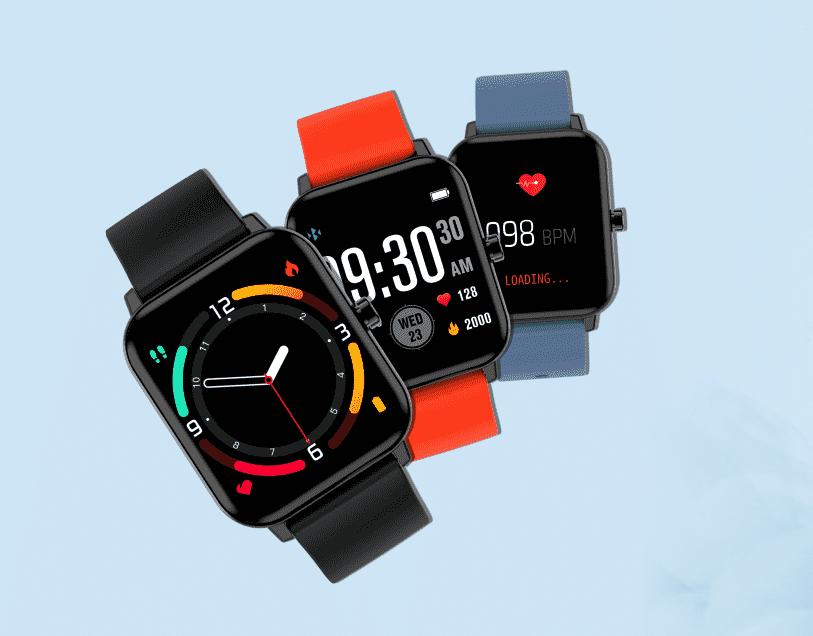 В Россию привезли недорогие «умные» часы ZTE