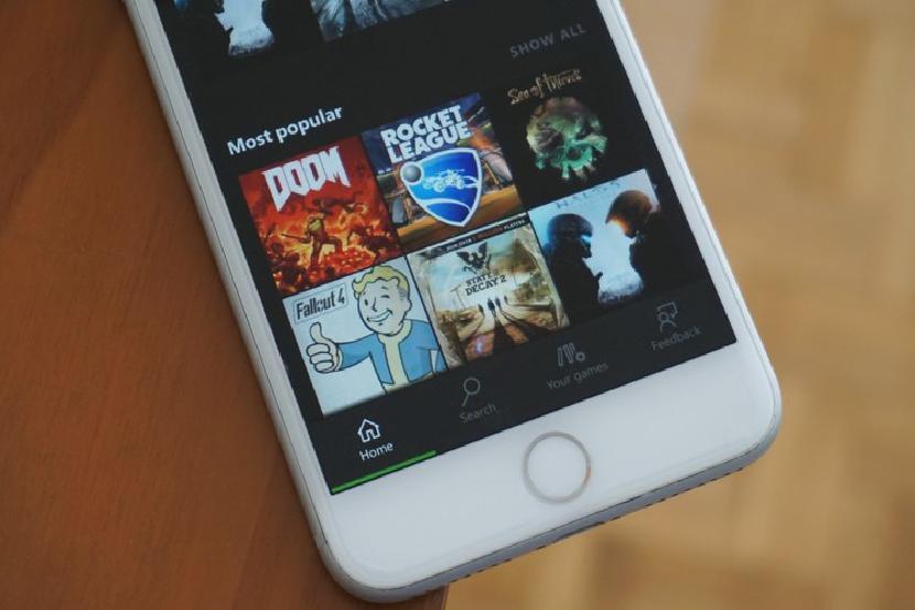 Microsoft принесла игры для Xbox на устройства Apple