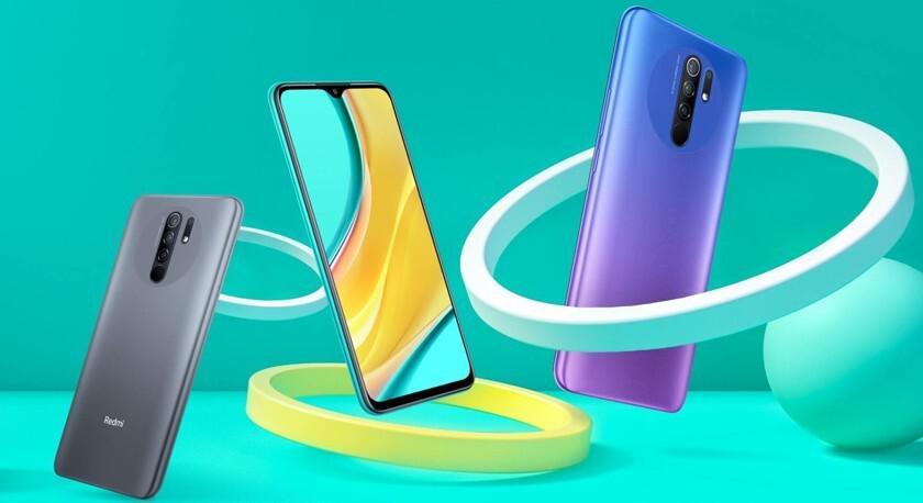 Xiaomi Redmi 9 продается дешевле 10 тысяч рублей