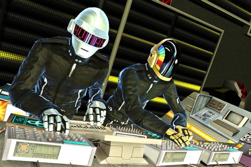 Компьютер сгенерировал клип на песню Daft Punk