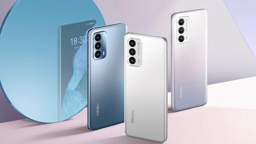 Флагманский смартфон Meizu получил самый быстрый сканер отпечатков пальцев
