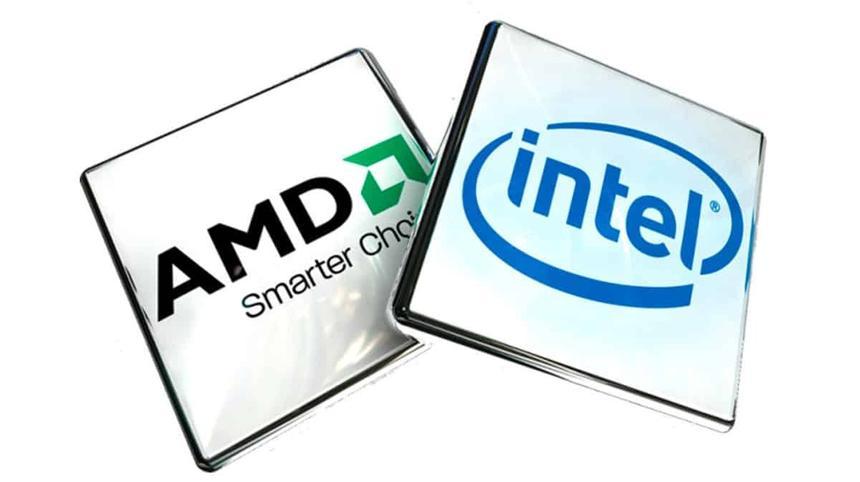 Названы самые выгодные процессоры Intel и AMD для игр в России