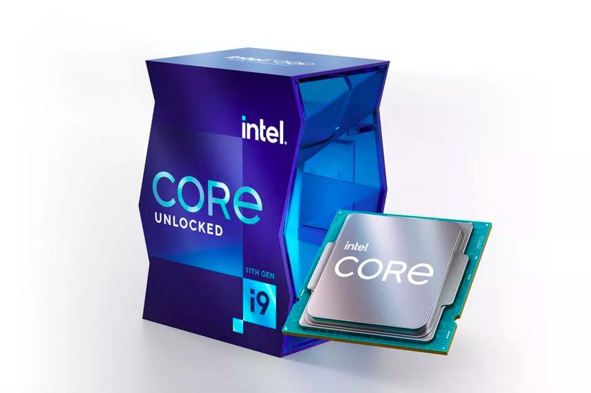 Intel представила 11-е поколение процессоров для домашних компьютеров