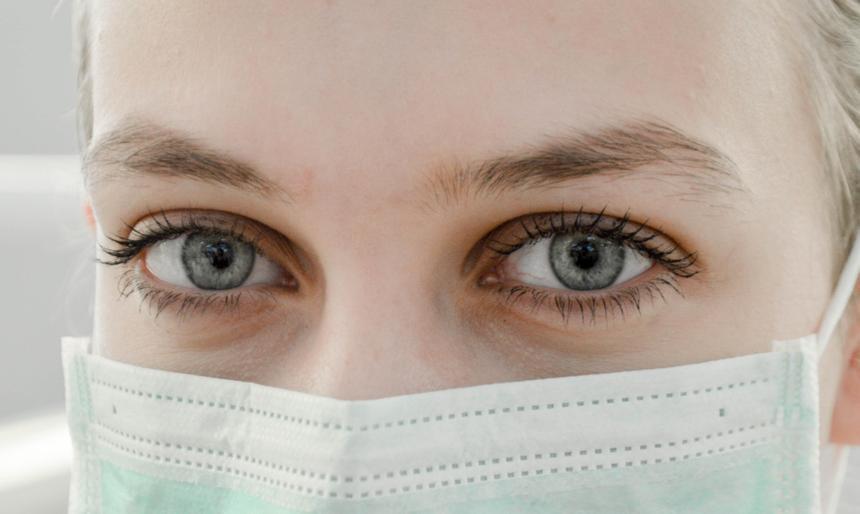 Созданы стикеры для уничтожения неприятного запаха внутри маски