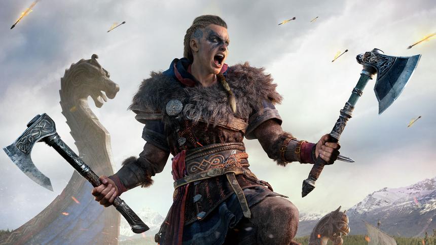 Игра Assassin's Creed Valhalla была взломана девушкой