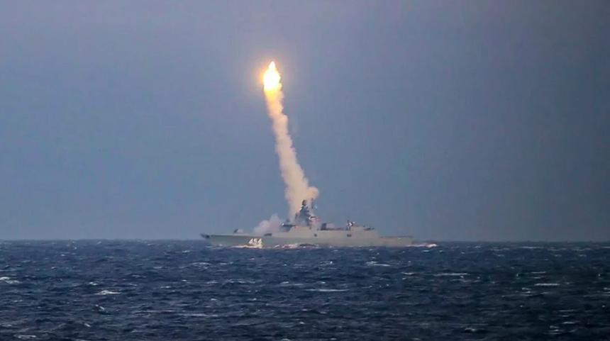 В Британии заявили, что гиперзвуковые ракеты Путина долетят до США за несколько минут