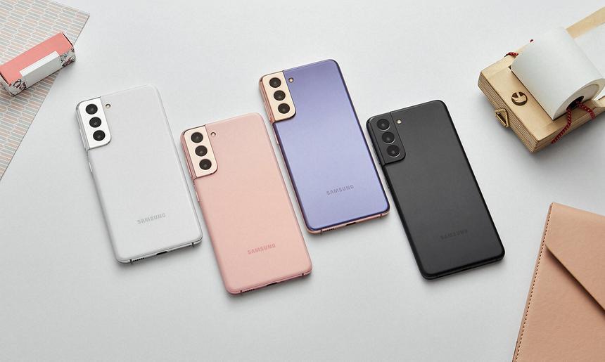 Флагманские смартфоны Samsung Galaxy S21 оказались невероятно популярными