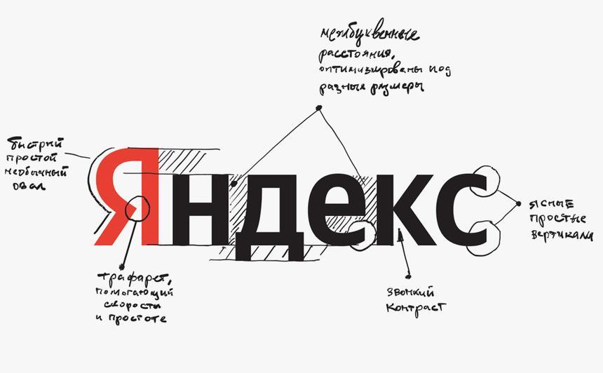 Яндекс сменил фирменный стиль