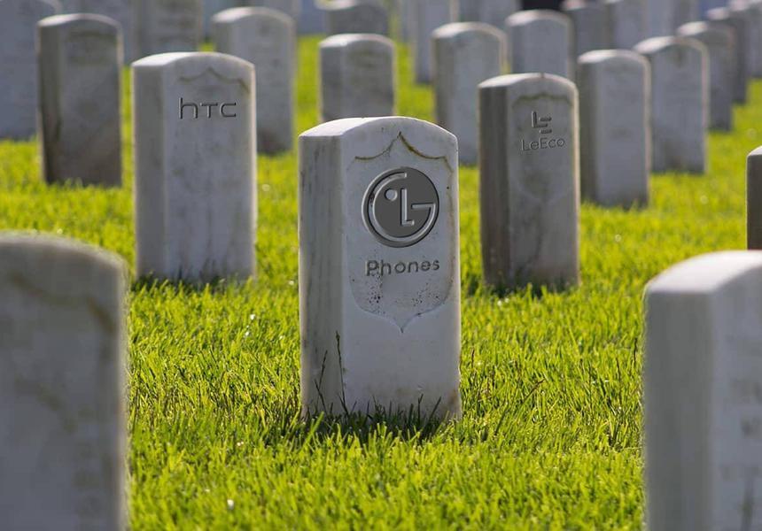 Братская могила: 10 брендов смартфонов, которые погибли в эпоху Android