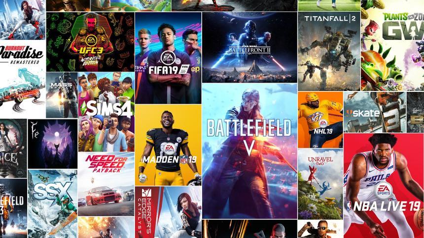 FIFA, Battlefield и другие игры EA продаются с большими скидками