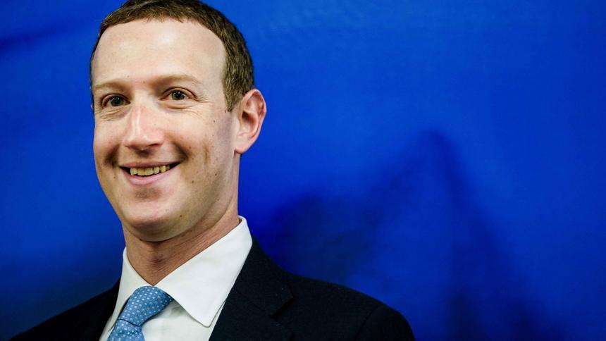 Facebook потратила $23 млн на личную охрану Марка Цукерберга