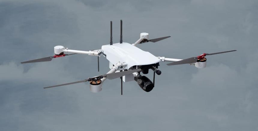 Калашников представил дрон с защитой от средств радиоэлектронной борьбы