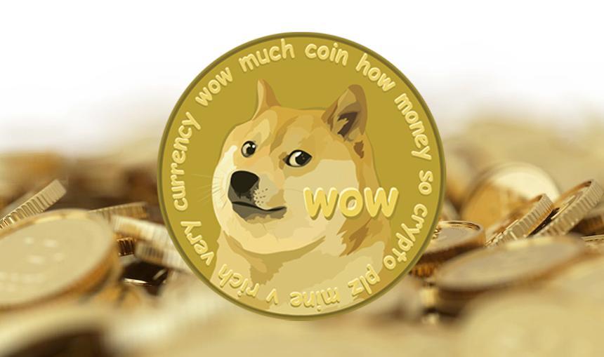 Криптовалюта-мем Dogecoin выросла вдвое из-за твита Илона Маска