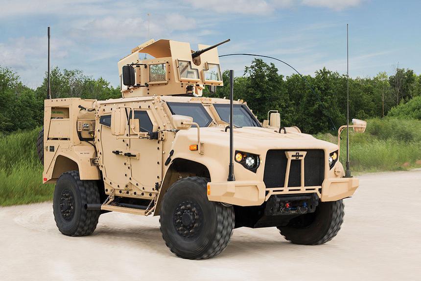 Американских военных разведчиков пересадят на электромобили