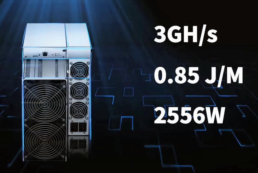 Выпущен майнер, равный по мощности 32 видеокартам RTX 3080