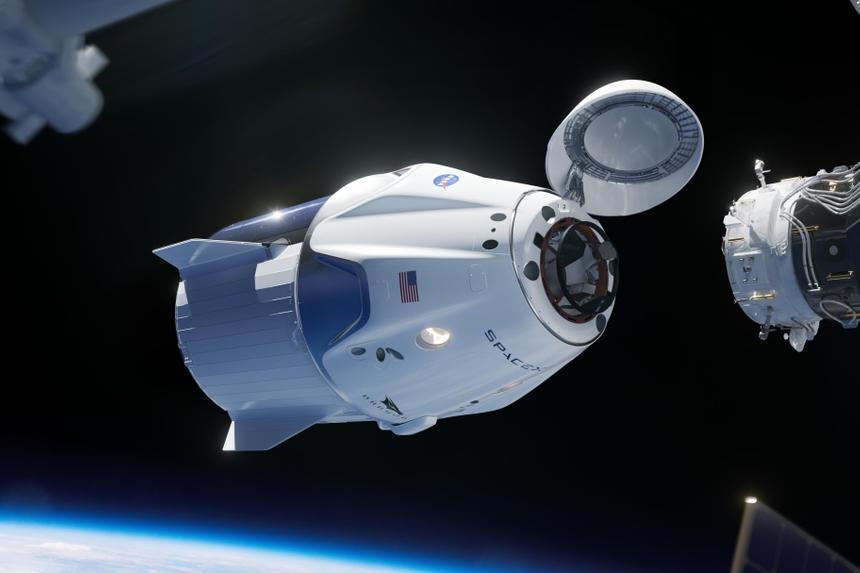 Россия не станет летать на космических кораблях Илона Маска