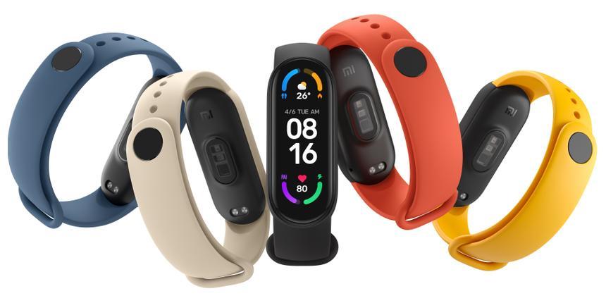 Новый фитнес-браслет Xiaomi за месяц купили миллион людей