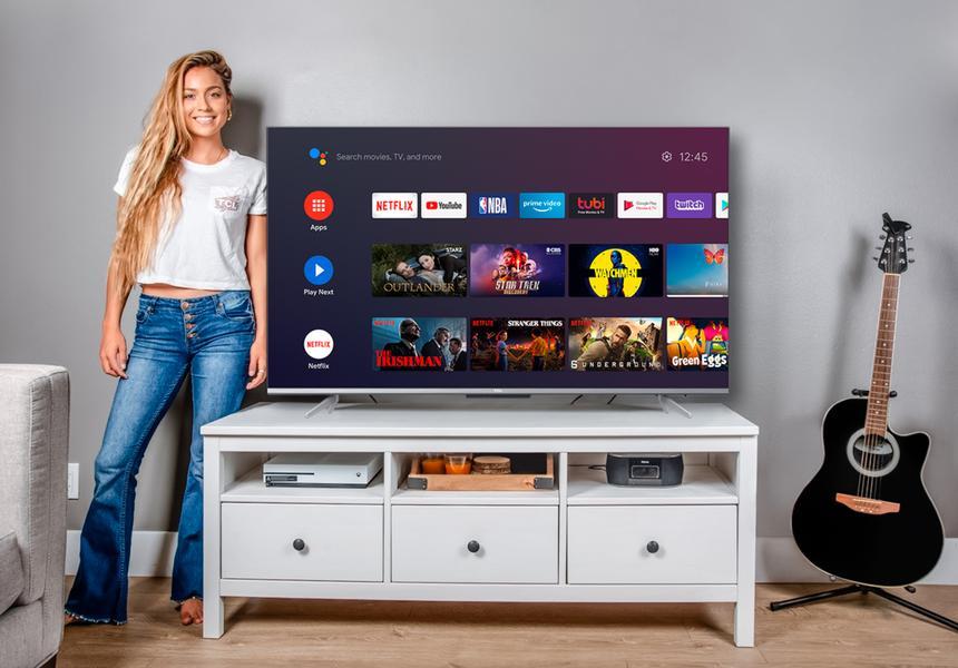 Как получить новенький 4K-телевизор бесплатно