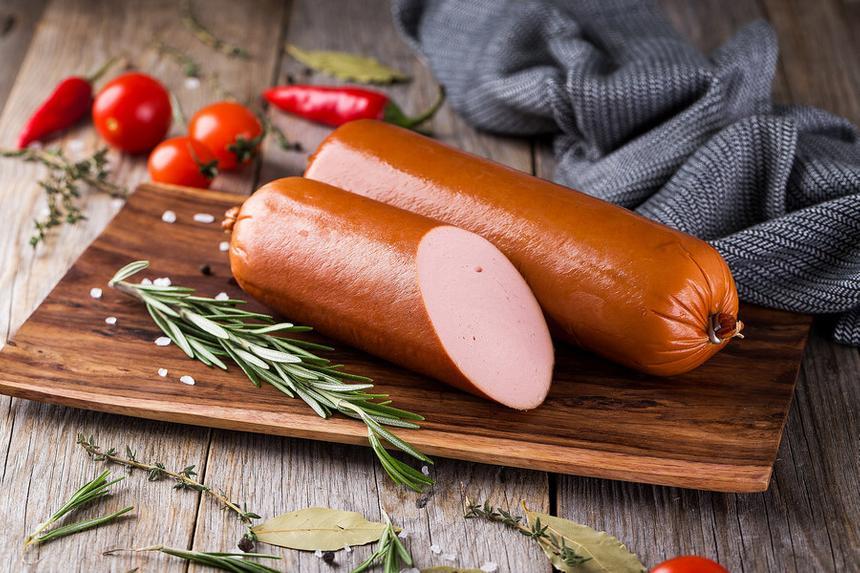В России разработали колбасу с пониженной калорийностью